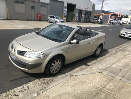 Renault Megane convertible  Mulgrave Monash Area Preview