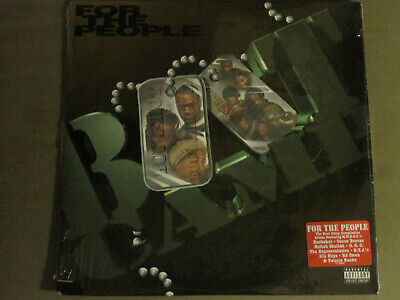 BOOT CAMP CLIK FOR THE PEOPLE 2LP OG '97 PRIORITY BUCKSHOT SMIF N WESSUN SEALED!, used for sale  Shipping to Canada