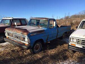 Project Trucks For Sale
