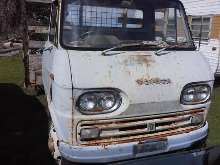 Toyota Dyna 2000 Beaufort Pyrenees Area Preview