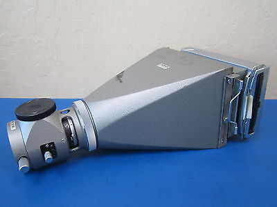 Olympus Microscope Polaroid Camera Attachment Assembly Pm-10m
