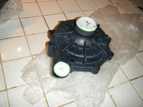 """Magnet Poly Impeller Housing to Magnetic Drive Pump World Chemical 2"""" in 11/2out"""