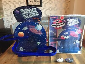 Vintage CHASE SPACE STATION RACE