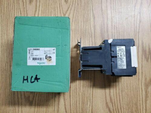 LC1D80BD Schneider/Telemecanique Contactor Coil  24 VDC, 125A, 3-P