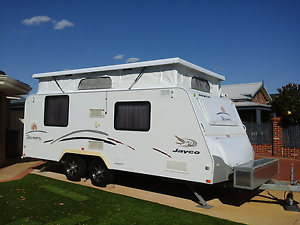 2010 Jayco Discovery Poptop 17.55-5.10DY Mindarie Wanneroo Area Preview