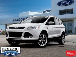 2015 Ford Escape Titanium, SUNROOF, LEATHER, NAVIGATION