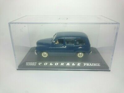 1/43 Norev 519170 Renault Colorale Prairie Bleu