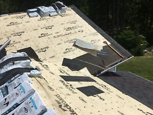 Roofing specialist - RE-ROOF service