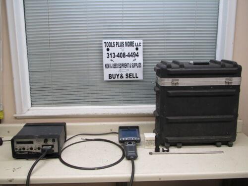 Everest PLS-500D XL-Pro Industrial Video Probe Borescope w/ Hard Case Used