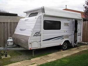 2011 Jayco Starcraft Pop Top Caravan Point Cook Wyndham Area Preview