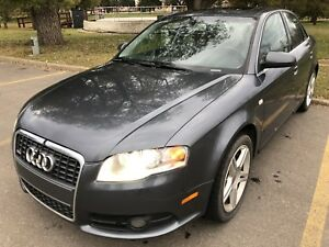 2008 Audi A4 s-line all wheel drive