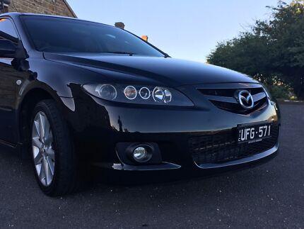 Mazda 6 LUXURY SPORTS 2006 Hatchback