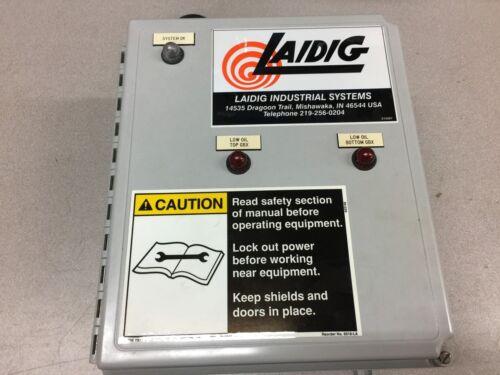 NEW NO BOX LADIG IND.CONTROL BOX R3001P  54092.00