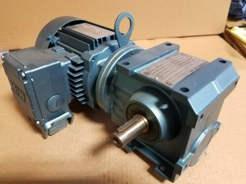 NEW SEW EURODRIVE GEAR REDUCER  /   S37DT71D6ASB1  157.43:1 RATIO