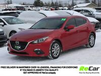 2014 Mazda 3 GS-SKY 6-SPEED   SUNROOF   BACK UP CAM   NAV Fredericton New Brunswick Preview