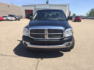 2008 Ram 1500 4 x4 Quad Cab. Leather Loaded.