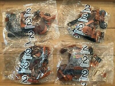 LEGO STAR WARS 9491 ( BAG #2 LOT x4 ) NEW