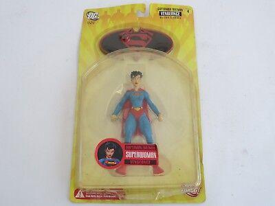DC Direct Superman Vengeance Super woman female superhero figure model toy 4