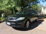 Mazda CX-9 Luxury - 2008 Griffith South Canberra Preview