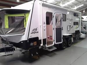 2017 JAYCO EXPANDA 20.64-1 OUTBACK Canberra City North Canberra Preview