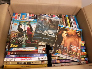BULK LOT OF ABOUT 117 NEW & USED DVDS Gorokan Wyong Area Preview
