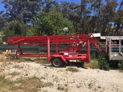 Snorkel 15 metre cherry picker Tanunda Barossa Area Preview