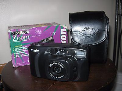 Пленочные фотокамеры Vintage Nikon Nice Touch