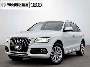 2015 Audi Q5 3.0 TDI Technik, New Brakes n Tires, No Accidents