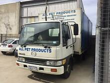 TRUCK HINO Welshpool Canning Area Preview