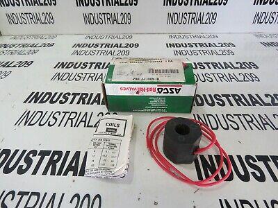 Asco Coil 099257-001-d New In Box