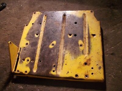 International Ih 140 Tractor Foot Rest Platform Plate