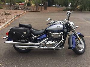 2008 Suzuki Boulevard VL800 South Turramurra Ku-ring-gai Area Preview