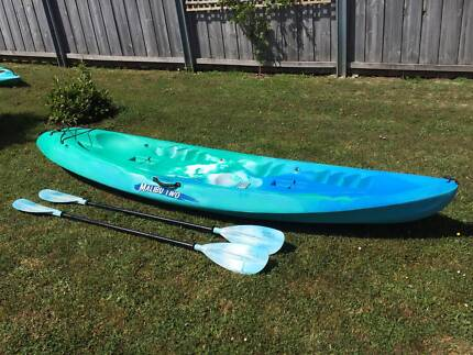 Ocean Kayak - Double with paddles