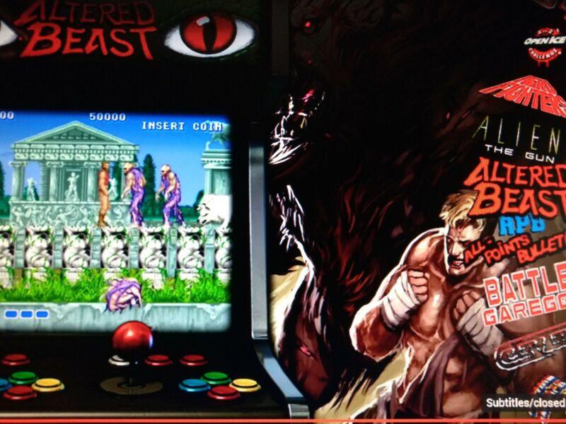 1200+ Games AtGames Legends Ultimate Arcade