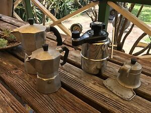 Stovetop coffee pots bellman moka would suit atomic Engadine Sutherland Area Preview