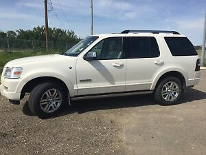 2007 Ford Explorer Limited!FINANCE NOW!