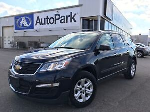 2016 Chevrolet Traverse LS AWD | 8 Seats | Backup Camera | Bl...