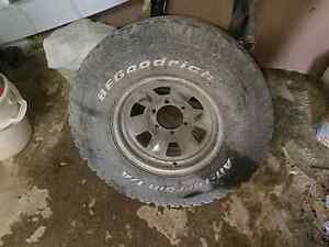 Rim, Toyota landcruiser 60s/hilux/4runner ect. East Lindfield Ku-ring-gai Area Preview
