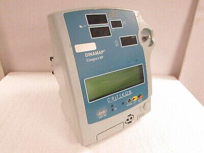Criticon Dinamap 117207 Compact Bp Monitor Good