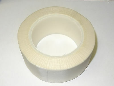 12 New Custom Fabricating 2 X 36 Yd Fiberglass Glass Cloth Tape Rolls White Usa