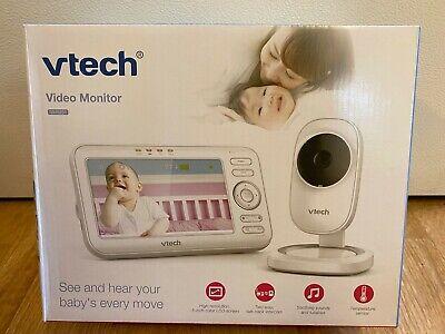 """VTech 5"""" Digital Video Baby Monitor - VM5251 / NEW"""