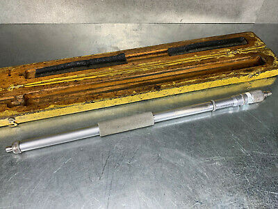 Scherr Tumico Tubular Inside Micrometer 13 - 14