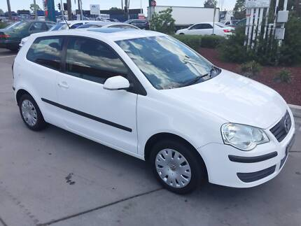 2008 VW POLO - 9 MONTHS REGO - SUNROOF