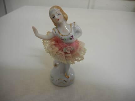 Vintage Japanese Ballerina Figurine Noarlunga Downs Morphett Vale Area Preview