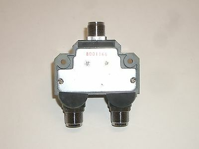JETSTREAM JTCS2N 2 POSITION ANTENNA COAX COAXIAL SWITCH N connectors