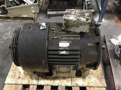 Ge 5ks444sn3004v Twin Shaft Motor 100 Hp 1180 Rpm 3 Ph 230460v 7040dk