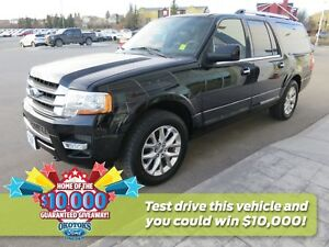 2017 Ford Expedition Max Limited Clean Carproof! 8 passenger 4x4