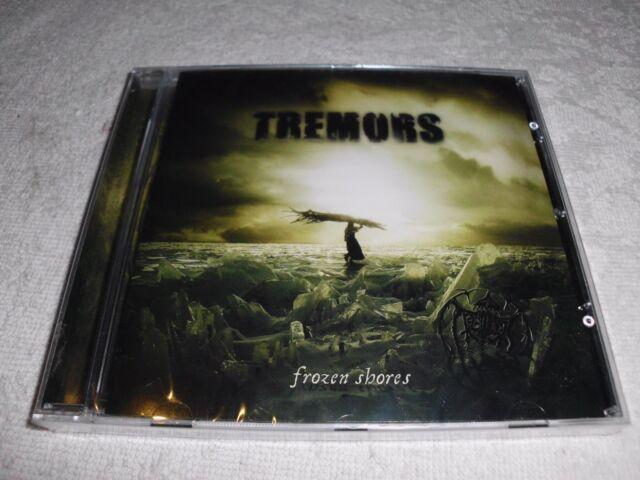 Frozen Shores -Tremors - CD-OVP