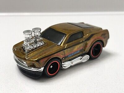 Hot Wheels 2018 Super Treasure Hunt 1968 Mustang 'Tooned LOOSE FREE SHIPPING