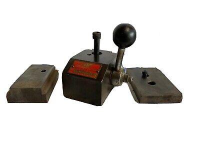 Kdk 100 Series Quick Change Lathe Tool Post 12 To 16 Swing W 12 Riser Block